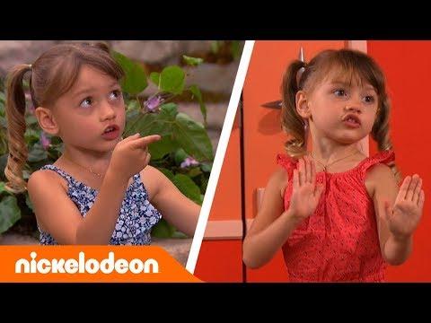 Грозная семейка | Лучшие моменты с Хлоей - часть 1 | Nickelodeon Россия
