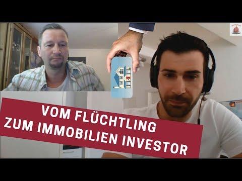 Vom Flüchtling zum Immobilien - Investor