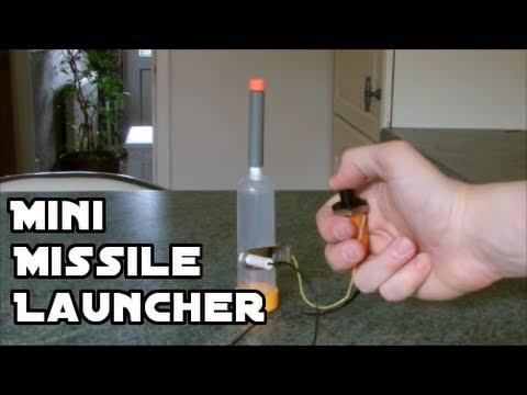 Make a Mini Missile Launcher!из YouTube · Длительность: 3 мин24 с