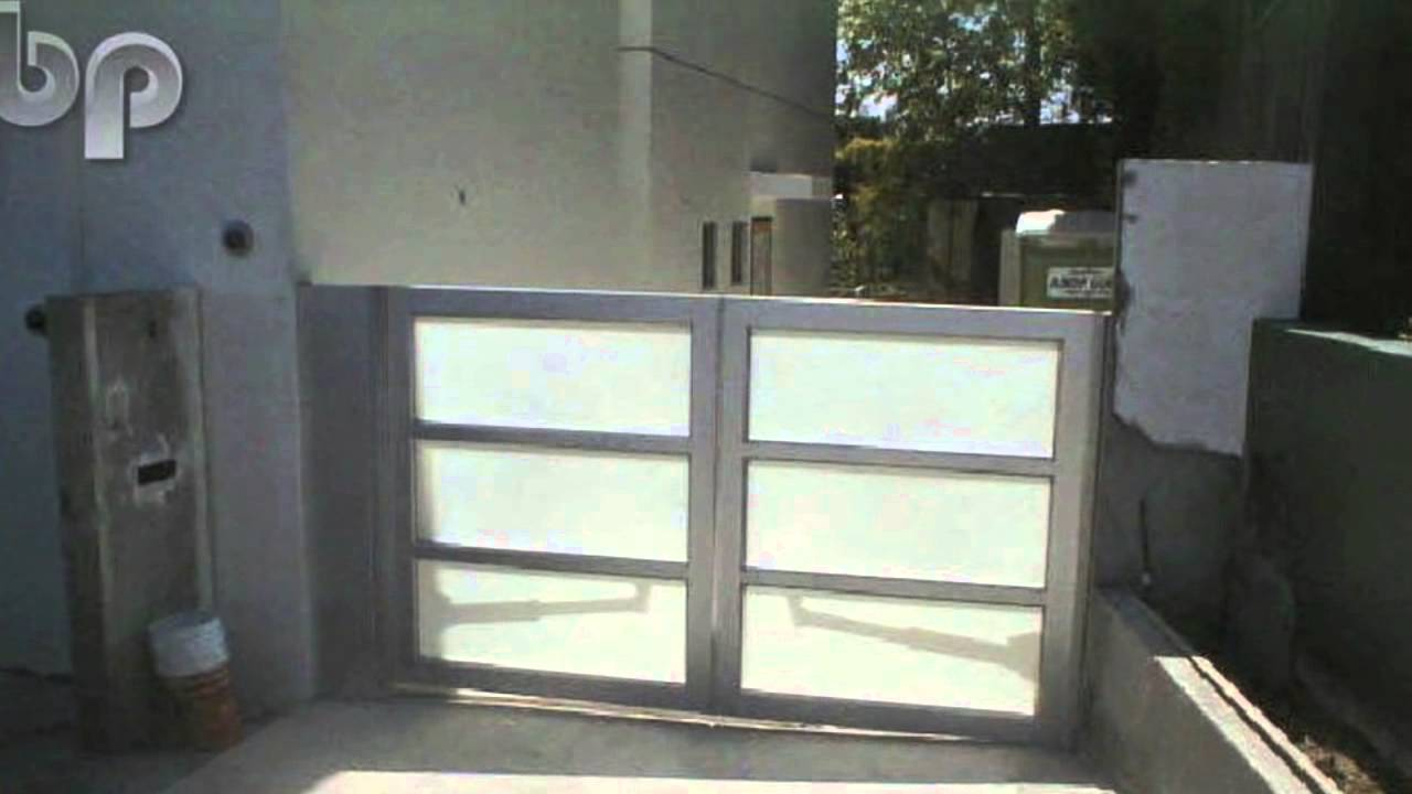 Stainless, Aluminum, Glass Gates, Doors 1-800-562-5770 Mulholland ... for Stainless Steel Gate Designs With Glass  110zmd