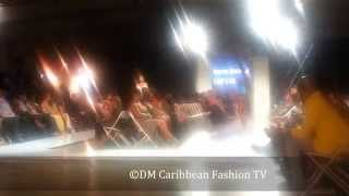 Caribbean Fashion Week 2014, 14th June: Fashion show 3  Kirsten Benjamin from Tobago Thumbnail