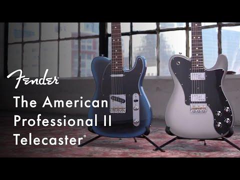 American Professional II Telecaster | American Professional II Series | Fender