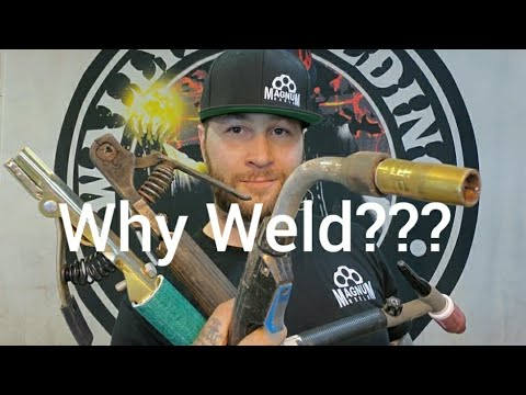 WHY WELD OR BECOME A WELDER - 동영상