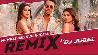 Mumbai Dilli Di Kudiyaan (Remix) | Dj Jugal Dubai | Sunix Thakor | Student Of The Year 2