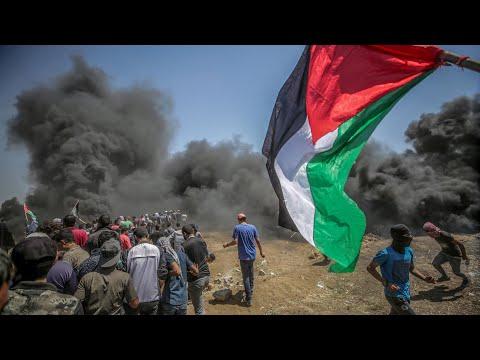 'Enough Is Enough': UN Condemns Israel As Palestinians Bury Their Dead