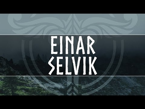 Northern Myths Podcast 30 - Interview With Einar Selvik Of Wardruna