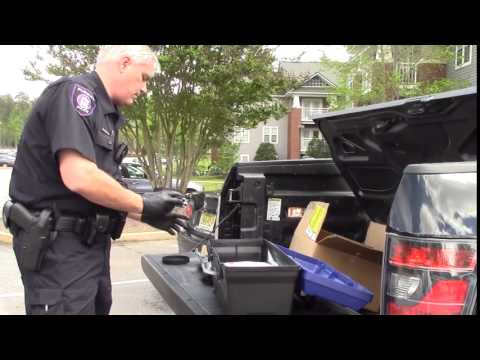 FUPO in Action -Furman University Campus Police