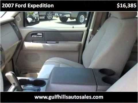 2007 Ford Expedition Used Cars Ocean Springs MS