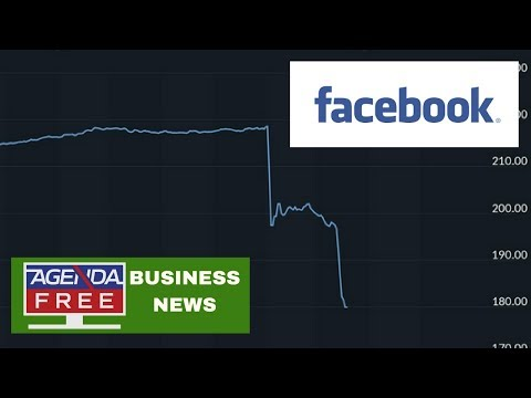 Facebook Stock Plunges 20% After Hours - LIVE COVERAGE