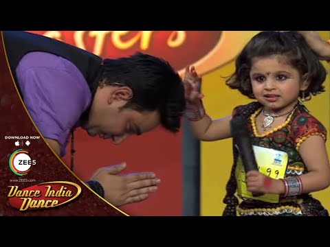Lil Angel Mahi Performs Breathtaking Folk Dance - Behind The Scenes - DID Lil Masters 3