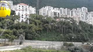 Teleferique Lebanon/ Телефрик Джуни Ливан(Одна из самых старых и самых посещаемых достопримечательностей Ливана конечно же является статуя Деве..., 2015-04-26T12:45:17.000Z)
