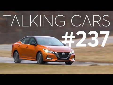 2020 Nissan Sentra; CES Concept Cars; Are Re-TreadTires a Good Option?   Talking Cars #237