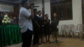 AkustikMenaraKasih - Haleluya, Praise The Lord (O
