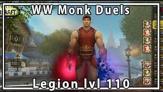 Legion WW Monk Duels lvl 110 - Savix