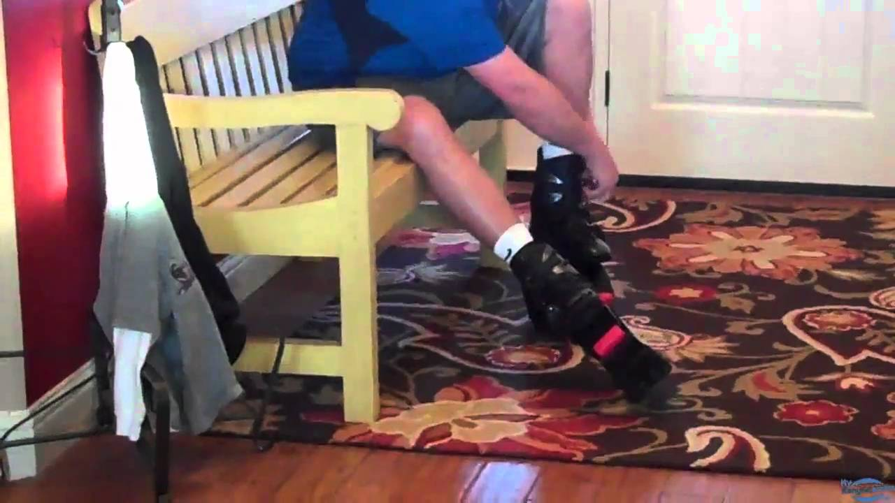 First Time On Kangoo Jumps Youtube
