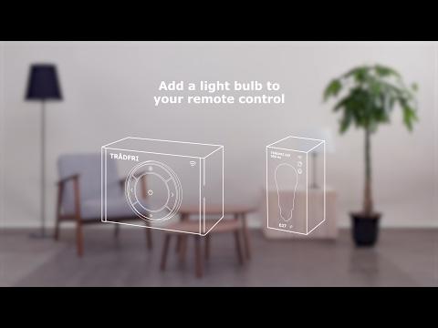 How to use TRÅDFRI smart lighting - IKEA