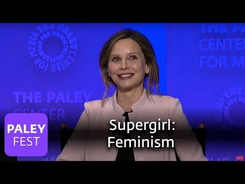 Supergirl  Feminism on Ally McBeal and Supergirl  PALEYFEST LA 2016