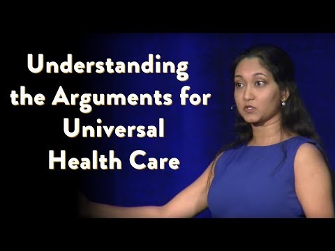 Understanding the Arguments for Universal Health Care (OCON 2015)