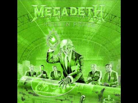 Megadeth - Hangar 18 - E Flat