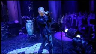 moby - natural blues live HQ