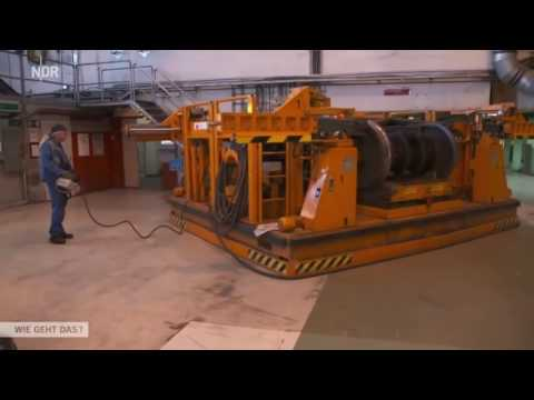 Die Herstellung eines ICE   Dokumentation 2017 HD  NEU