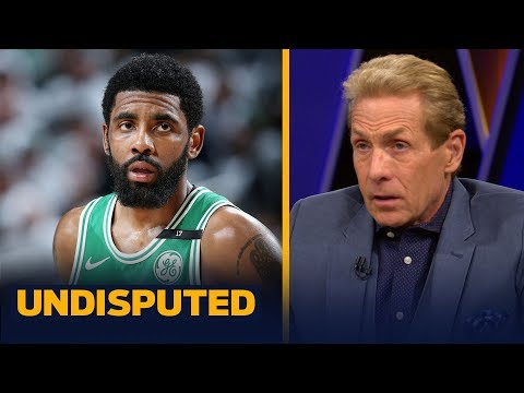 Kyrie is to blame for biggest collapse in Celtics playoff history — Skip Bayless | NBA | UNDISPUTED