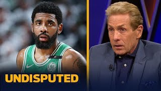 Kyrie is to blame for biggest collapse in Celtics playoff history - Skip Bayless | NBA | UNDISPUTED