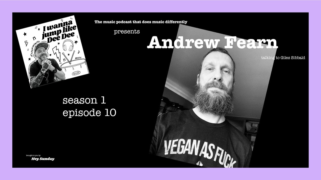Download Season 1 Episode 10 with Andrew Fearn