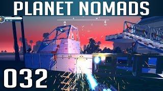 PLANET NOMADS [032] [Abenteuer Fahrzeug herstellen] [S01] Let's Play Gameplay Deutsch German thumbnail