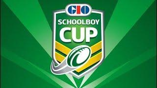 GIO Schoolboy Cup Southern QLD SF PBC v Marsden 2019