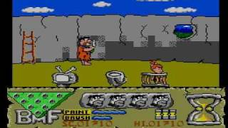 The Flintstones Completed No Death Master System