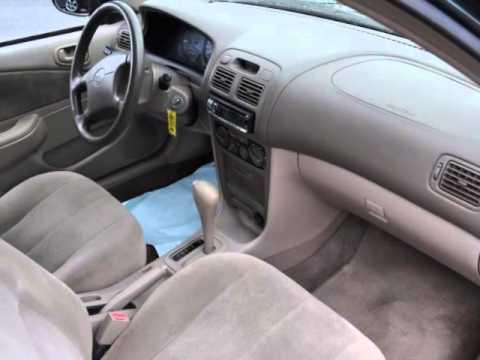 Toyota corolla ce 2001