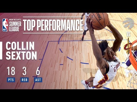 Collin Sexton Leads The Cavaliers To The Semi-Finals | 2018 MGM Resorts Summer League