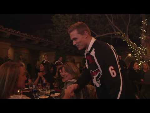 2016 Arizona Coyotes Celebrity Waiters Gala