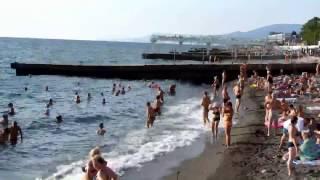 Адлер - Сочи. Отдых на море. Обзорный клип.