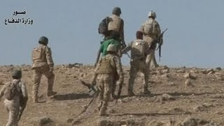 Video claims to show Iraqi forces capturing IS militants