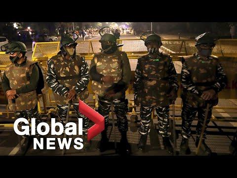 New Delhi Police Continue Probe Into Explosion Near Israeli Embassy