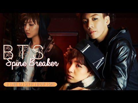 BTS - Spine Breaker (Line Distribution)