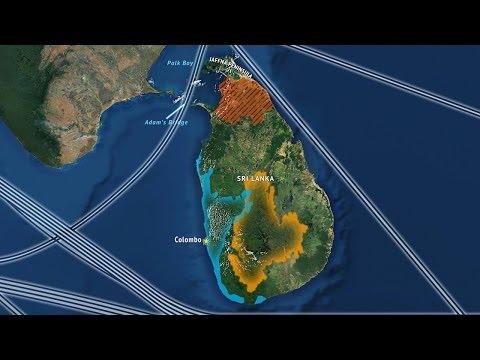 Sri Lanka's Geographic Challenge
