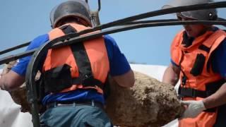 В Севастополе обезвредили 250-килограммовую бомбу