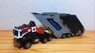 Energon Optimus Prime Review; That