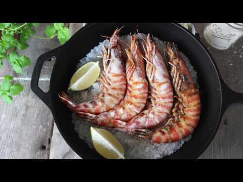 : 快樂鱻料理小教室: 鹽焗野生明蝦????????????