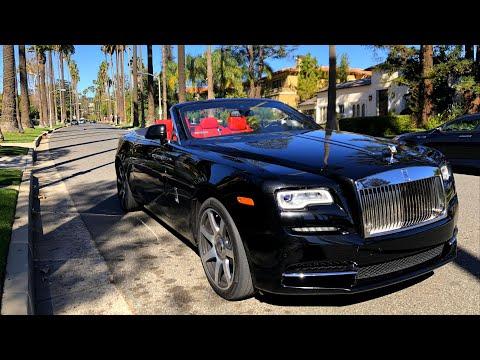 LE RÊVE AMÉRICAIN! Ma Rolls Royce Dawn pour 24H!