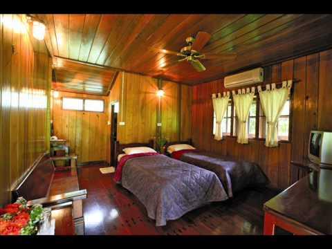 บ้านห้วยอู่ล่องรีสอร์ท กาญจนบุรี