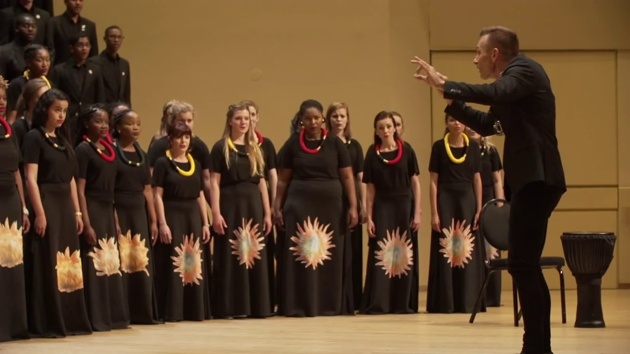 All of Me - Stellenbosch University Choir  - John Legend - Arr. Andre van der Merwe