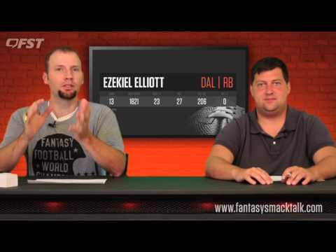 2016 Fantasy Football Busts and Overvalued Players