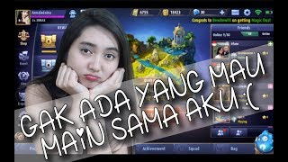 Download Video BUTUH TEMAN MAIN RANK MOBILE LEGENDS :( MP3 3GP MP4