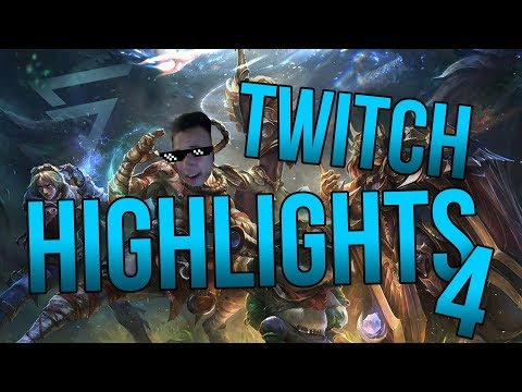 [DK] Stibz - Twitch Highlights #4