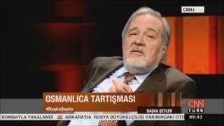 Osmanlıca Hakkında Bilmediklerimiz ~ İlber Ortaylı