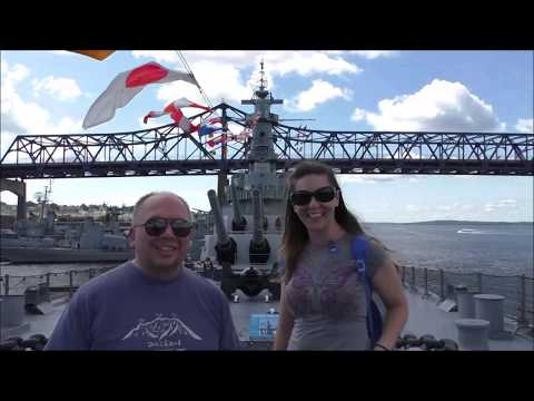 Follow Me Around Battleship Cove